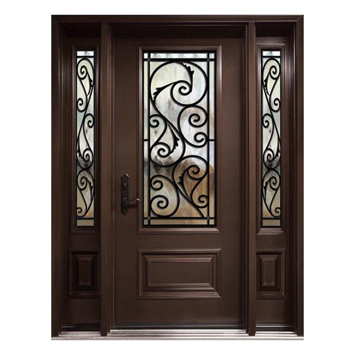 Venice 0X0 Door 22x48 Sidelite 8x48 UNO