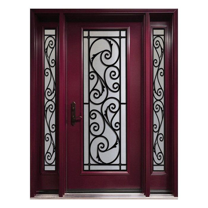 Venice 0X0 Door 22x64 Sidelite 7x64 FR-00