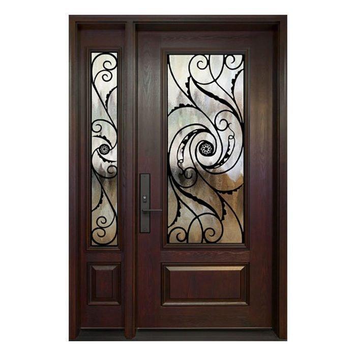 Vienna 0X Door 22x48 Sidelite 8x48