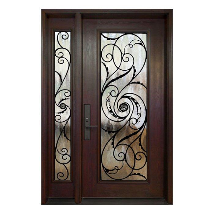 Vienna 0X Door 22x64 Sidelite 7x64