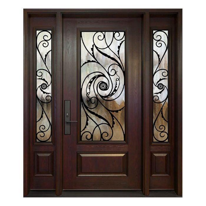 Vienna 0X0 Door 22x48 Sidelite 8x48