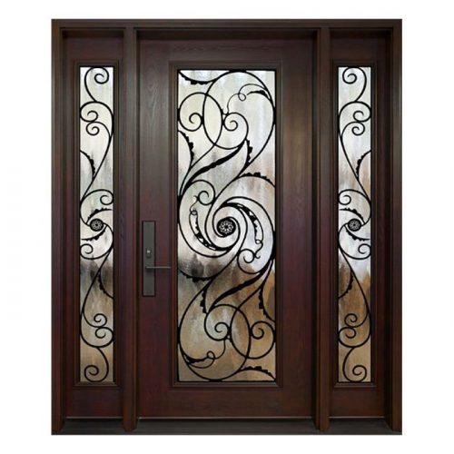 Vienna 0X0 Door 22x64 Sidelite 7x64