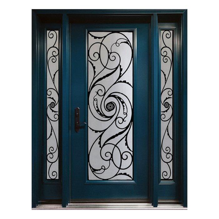 Vienna 0X0 Door 22x64 Sidelite 7x64 UNO