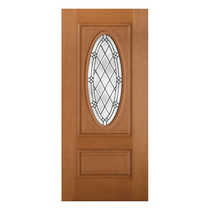 Alston Door Oval