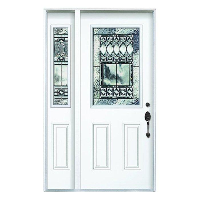 Calgary Door 22x36 Sidelite 8x36
