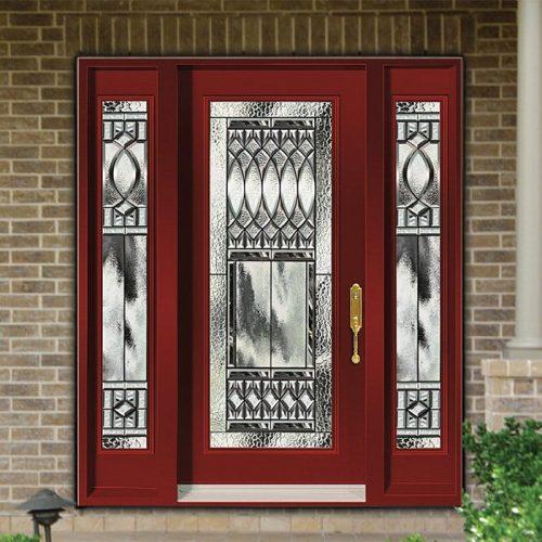 Calgary Picture Door 22x64 Sidelite 7x64