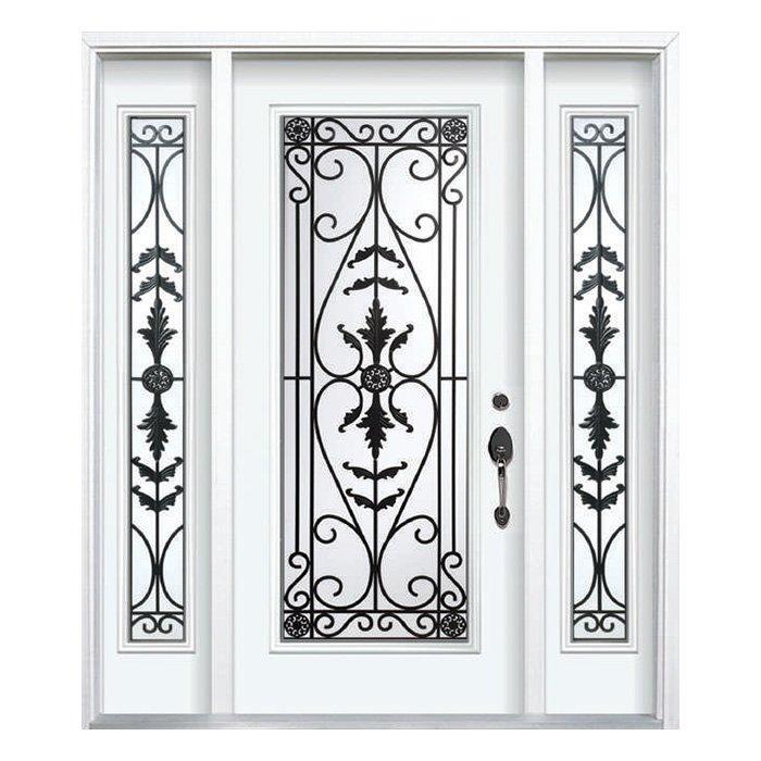 Camrose Door 22x64 Sidelite 7x64