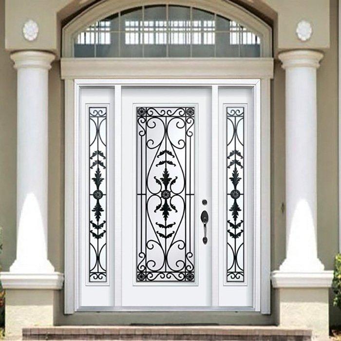 Camrose Picture Door 22x64 Sidelite 7x64
