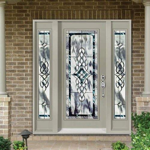 Fairview Picture Door 22x64 Sidelite 7x64