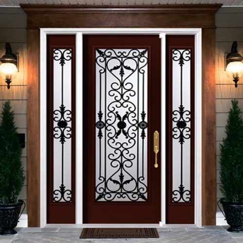 Grandview Picture Door 22x64 Sidelite 7x64