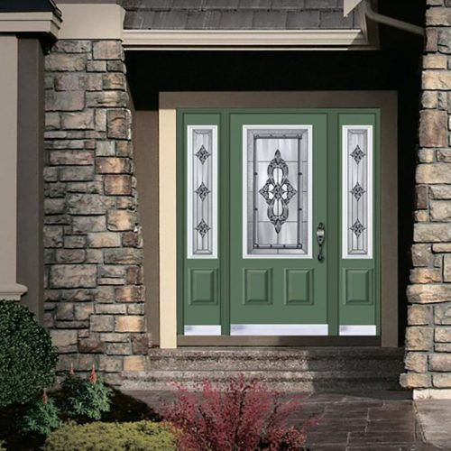 Kamloops Picture Door 22x48 Sidelite 8x48