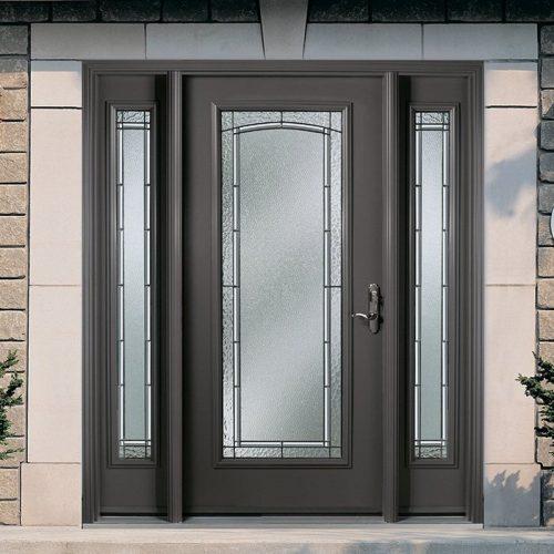Portland Picture Door 22x64 Sidelite 7x64