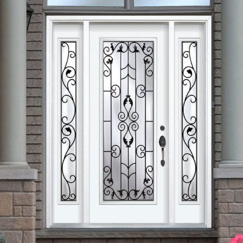 Richland Picture Door 22x64 Sidelite 7x64