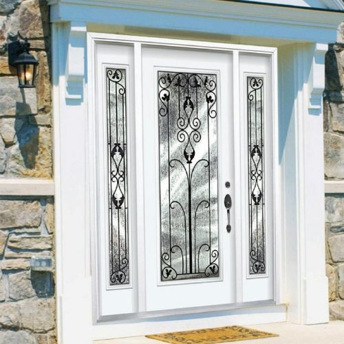 Richmond Picture Door 22x64 Sidelite 7x64