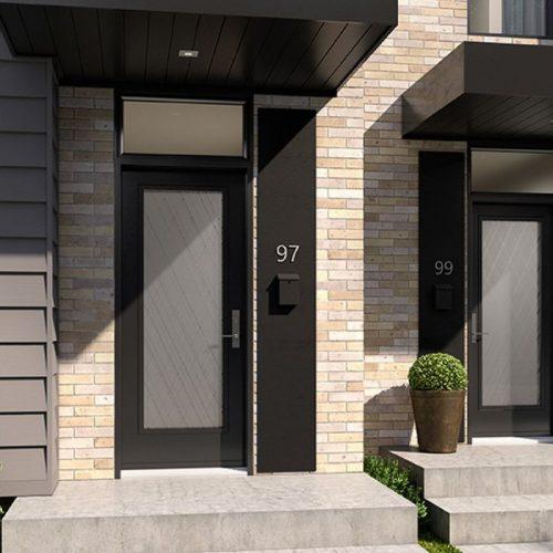 Arum Door 22x64 Picture