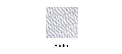 Banter glass texture options