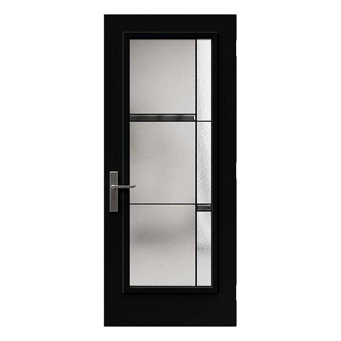 Belmont Door 22x64 Noir