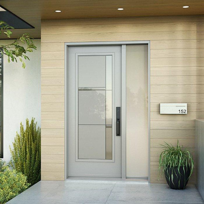 Belmont Door 22x64 Picture