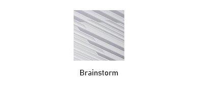 Brainstorm glass texture options