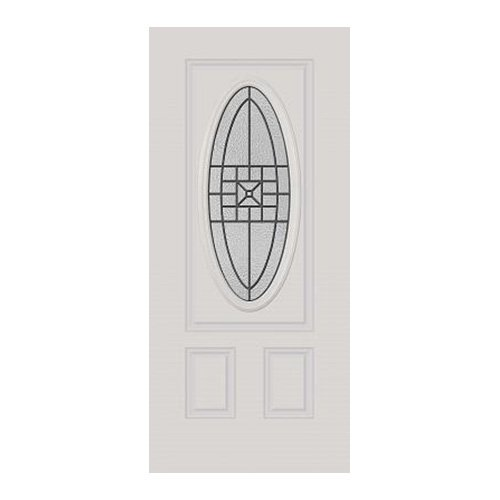 Courtyard Door Oval