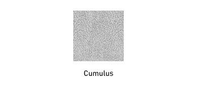 Cumulus glass texture options
