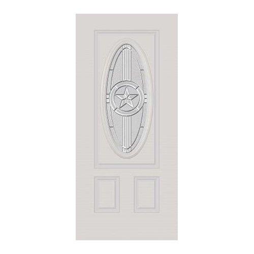 Elegant Star Door Oval