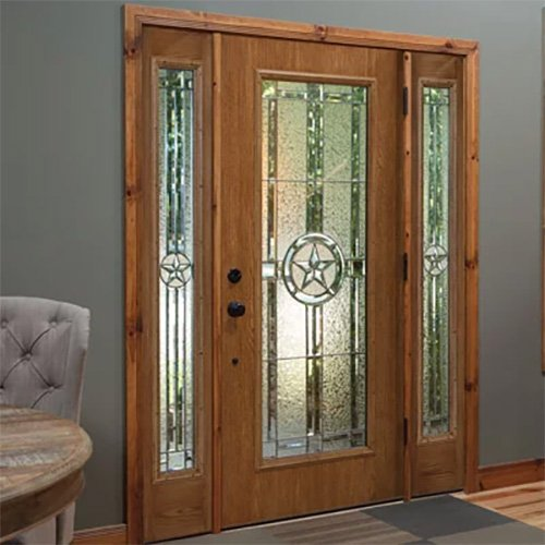 Elegant Star Picture Door 22x60 Sidelite 8x60