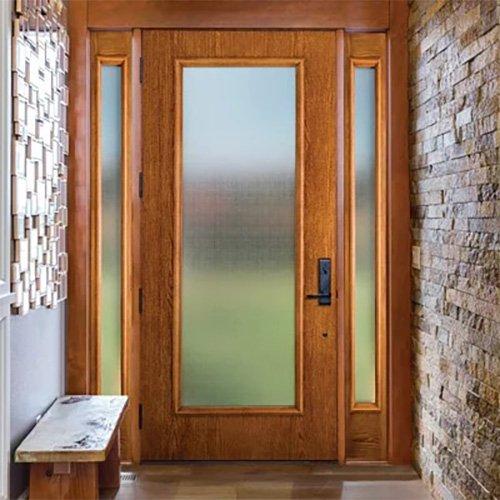 Linen Picture Door 22x80 Sidelite 7x80