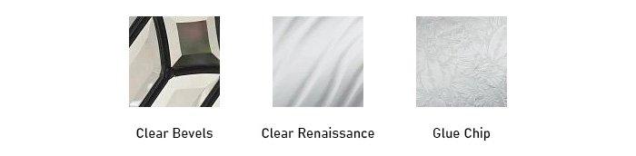 Memoria glass texture options