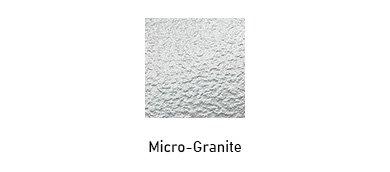 Micro-Granite glass texture options
