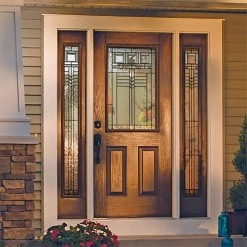Oak Park Picture Door 22x36 Sidelite 8x36