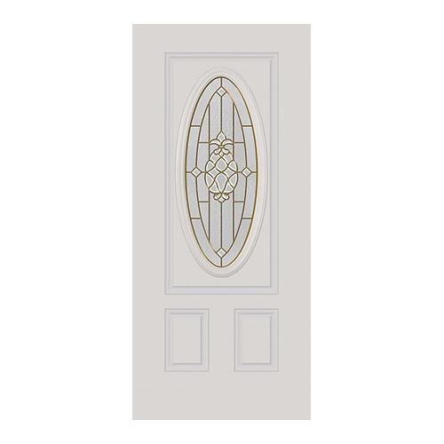 Piña Door Oval