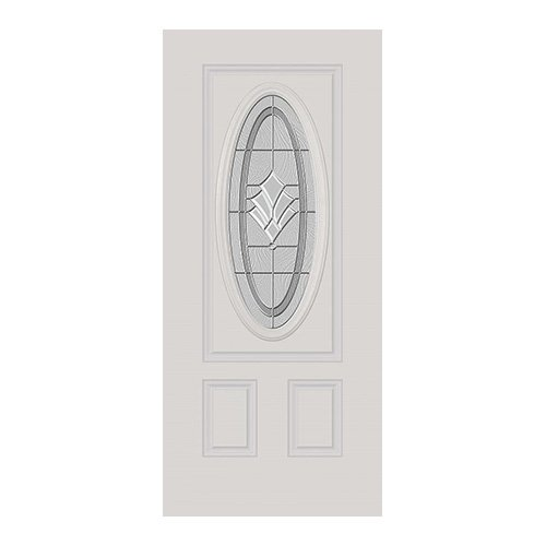 Radiant Hues Door Oval
