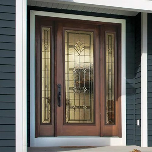 Radiant Hues Picture Door 22x80 Sidelite 8x80