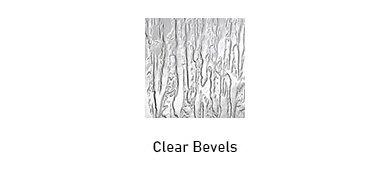 Rain glass texture options
