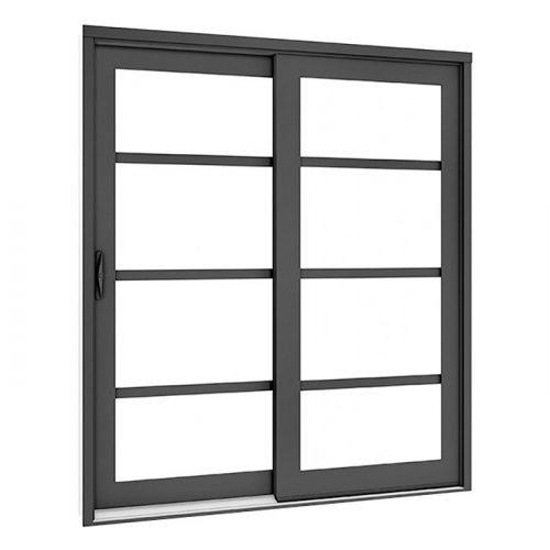 Imagine Welded PVC Patio Door