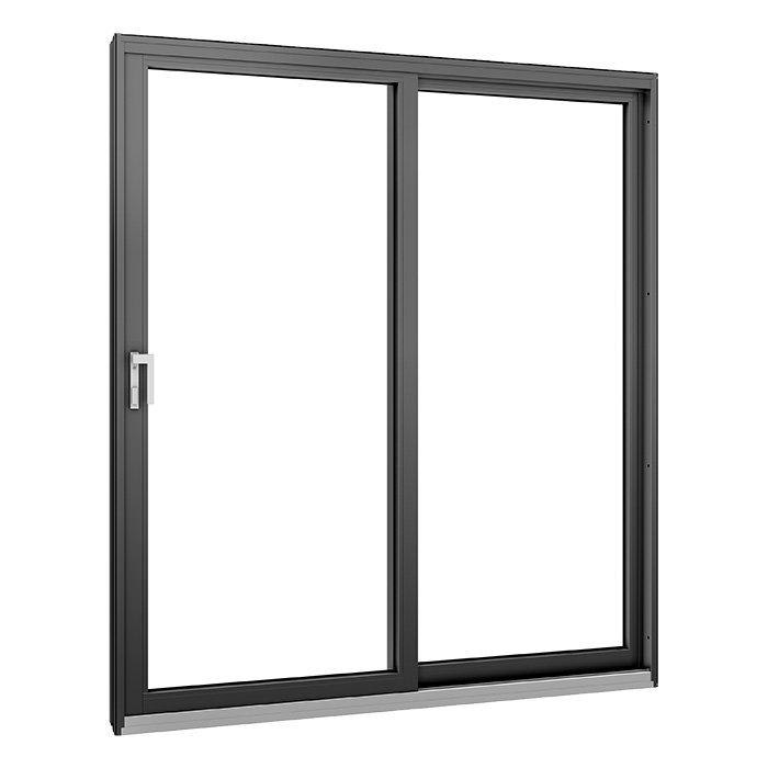 The Urbania Aluminum Patio Door