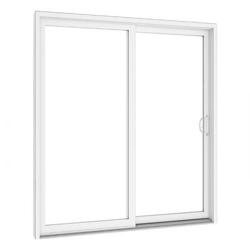 650 PVC Patio Door Right