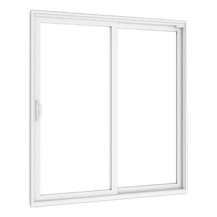 650 PVC Patio Door left